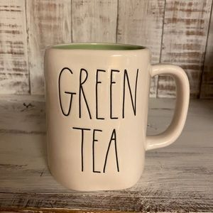 Rae Dunn 2021 Green Tea Mug